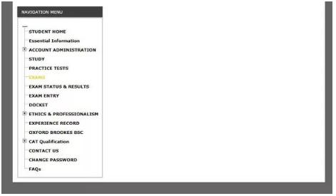 ACCA考试成绩查询方式